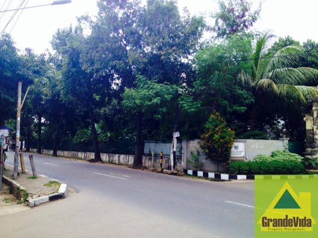 [DIJUAL Tanah Pinggir Jalan Raya di Pesanggrahan Dekat Bintaro
