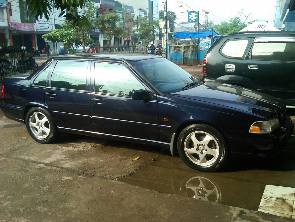 VOLVO S70 SE 2.5 MT Th 1998.......Terawat for Hobbies or User Only