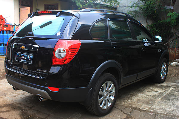 JUAL Chevrolet 2013 VCDi Hitam