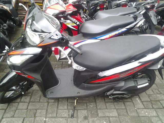 MOTOR MATIC HONDA SPACY KREDIT MIRAH DP CUMA 400RB DI DEALER HONDA SE-JABODETABEK