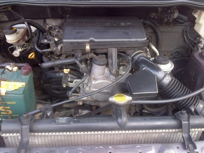 Daihatsu terios tx AT 2008
