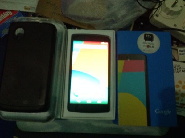 WTS LG Nexus 5 like new Murah