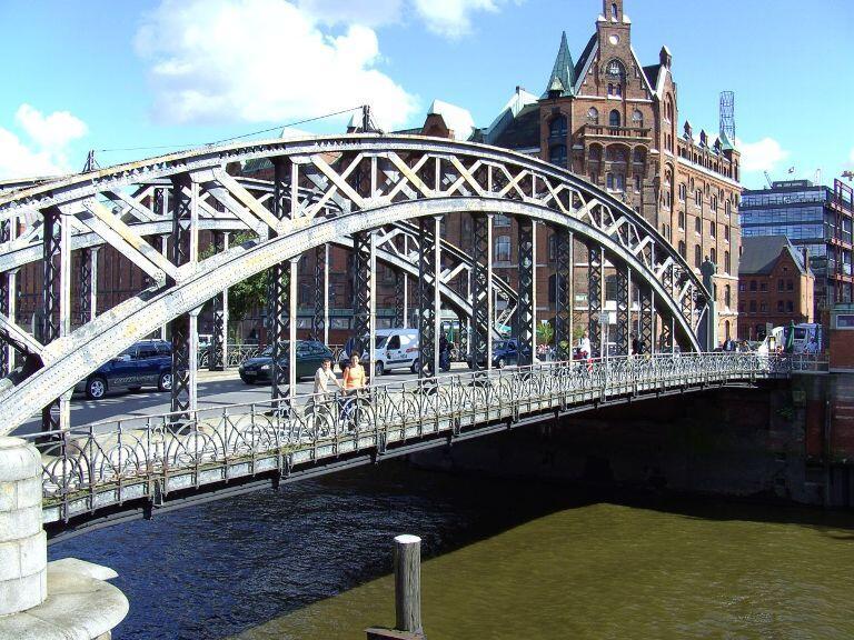 Menjelajah Hamburg (Jerman), Kota Indah dengan Ribuan Jembatan