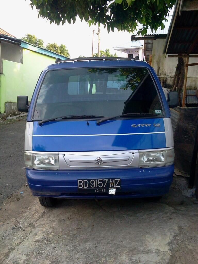 Jual Cepat!! Suzuki Futura Pick Up Carry 1.5