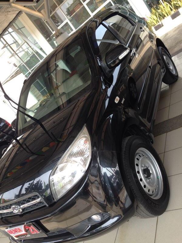 Daihatsu Terios ts extra at 2010 black