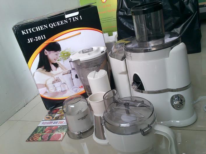Kitchen Cook Mixer Juicer Blender 7 In 1 Lejel Multifungsi Awet Bergaransi