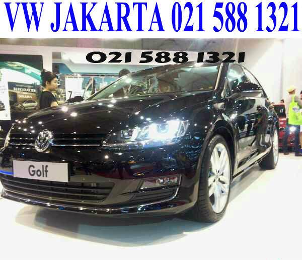 Cara Gampang Miliki Vw Volkswagen Golf 1.4 CBU bayar 45,8Jt bawa pulang