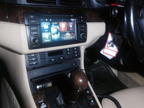 Terjual DYNAVIN E46/39/90 BMW Benz W211