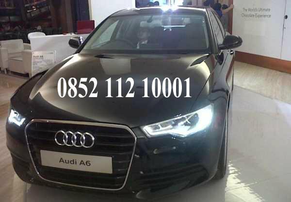 Audi A6 2.0 TFSI, bisa bawa pulang Dengan Rp22,5 juta