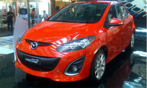 all new mazda 2 promotion