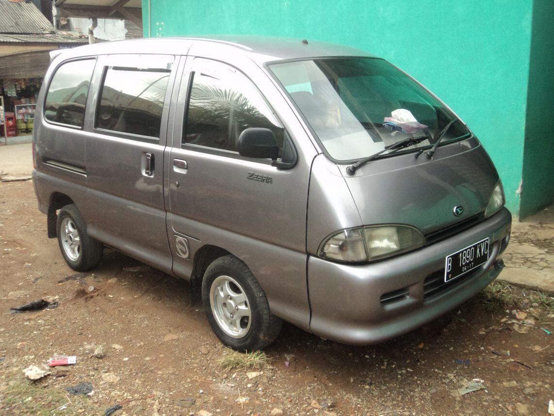 Jual Daihatsu Espass : Super Van 1999 Good Condition Siap Luar Kota