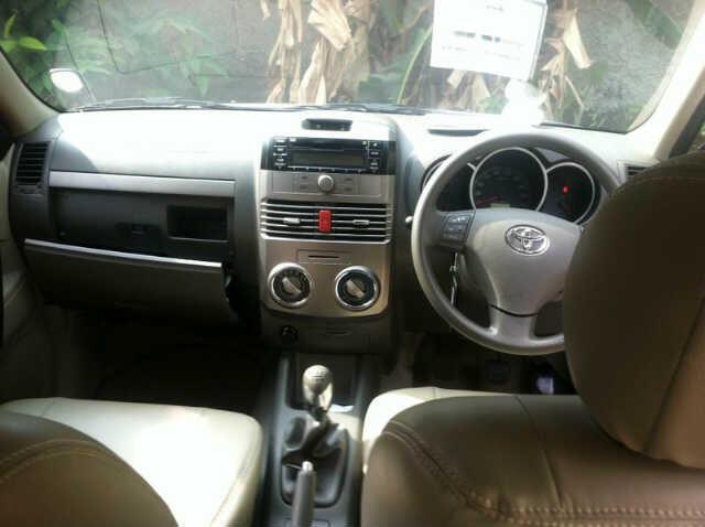 Toyota Rush tahun 2013