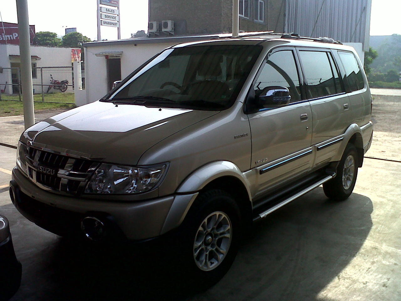 Spare Part Isuzu Panther Grand Touring Reviewmotors Co
