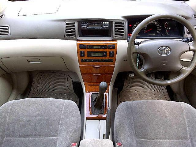 Toyota Altis G Merah Maroon MT Tahun 2001 Km 95rb