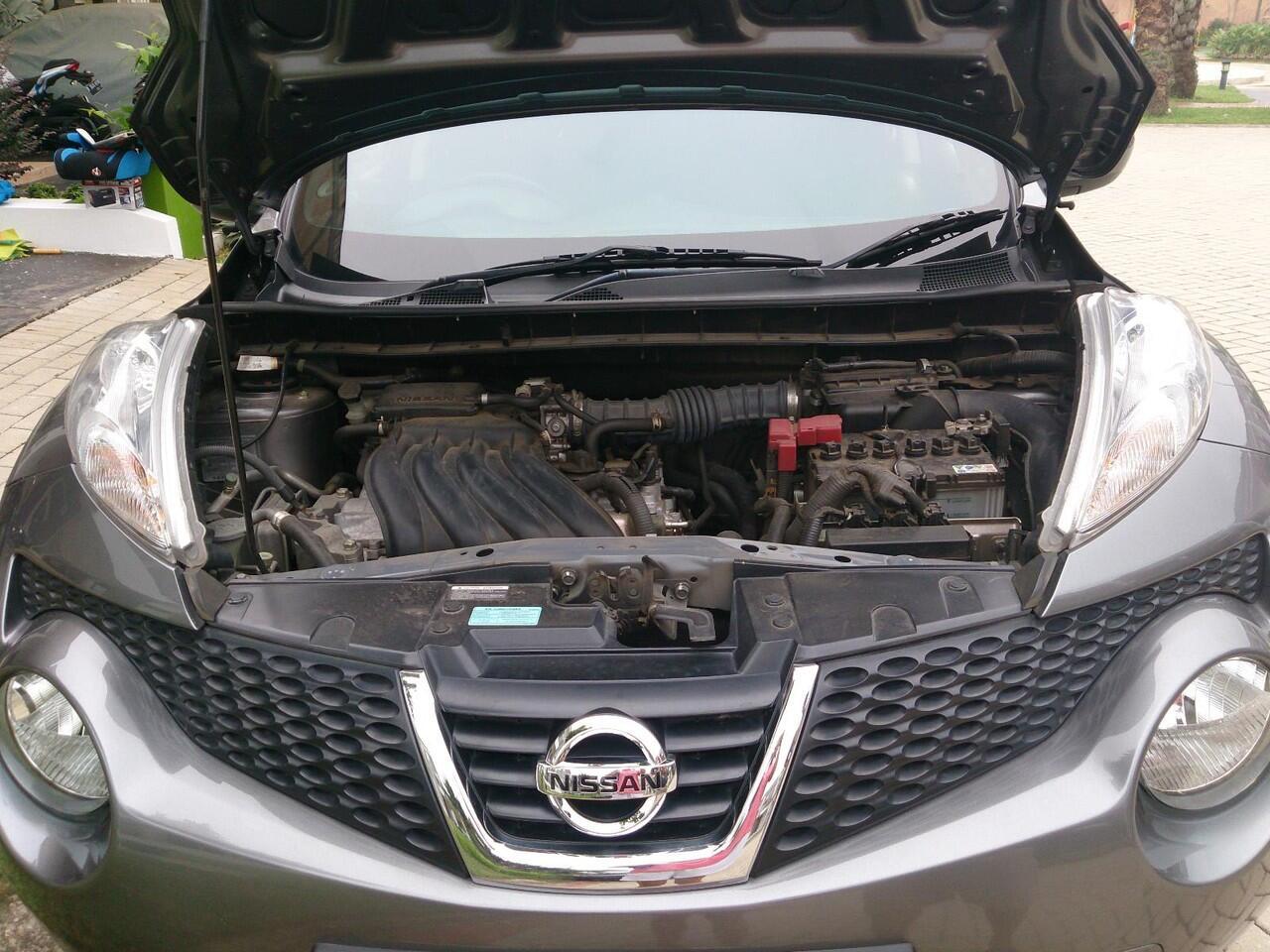 Nissan Juke Rx 2012 Abu-abu Metalik , Langsung Pemakai, Istimewa.