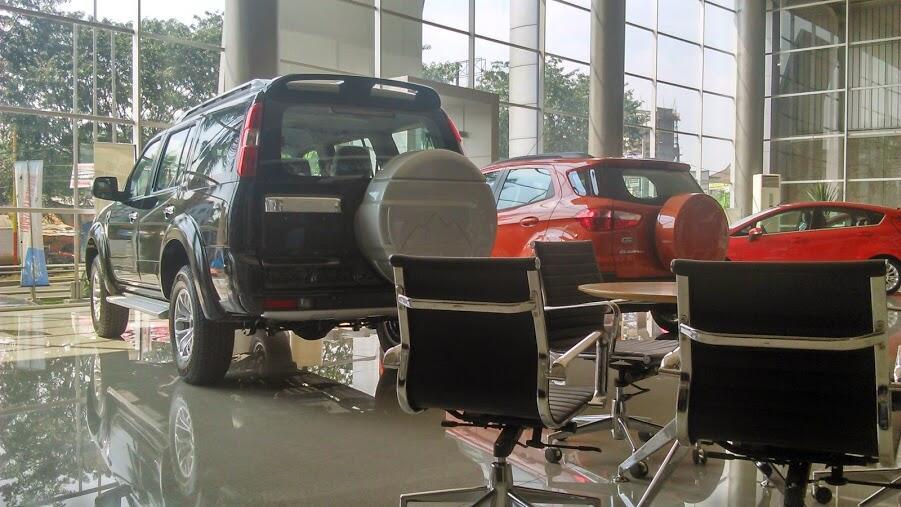 Ford Everest 2014 Promo Diskon di Dealer Ford cibubur