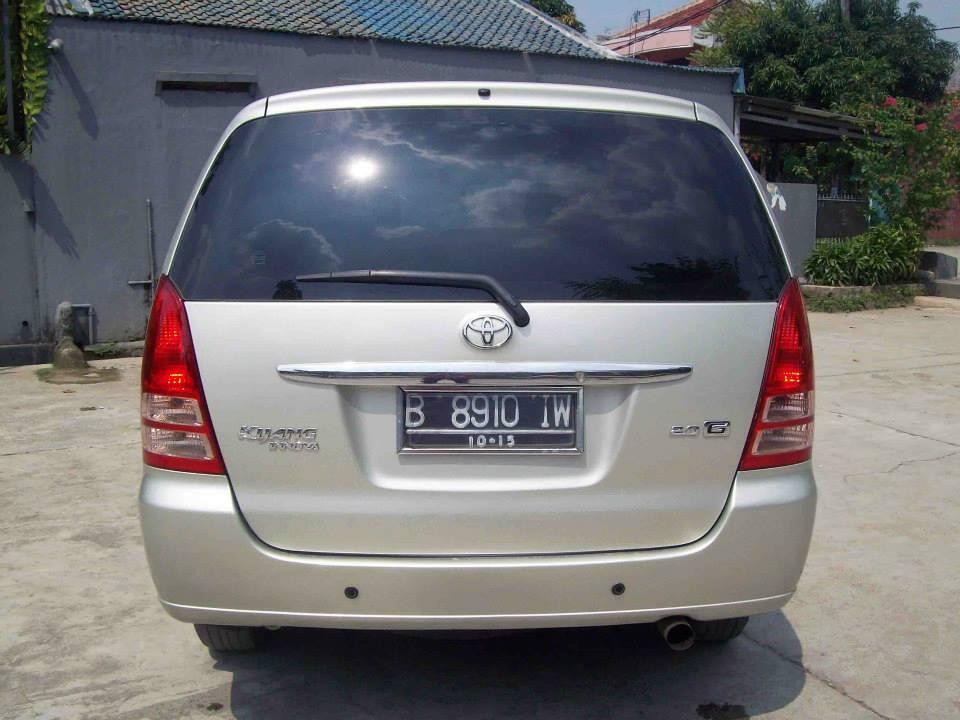 Toyota Kijang Innova 2.0 G MT 2005
