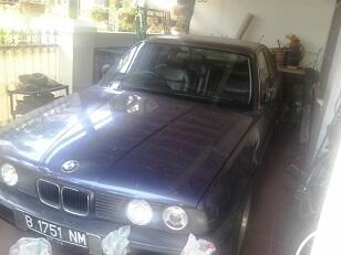 BMW 520i 1990