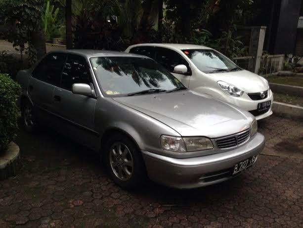 FOR SALE ALL NEW COROLLA 98