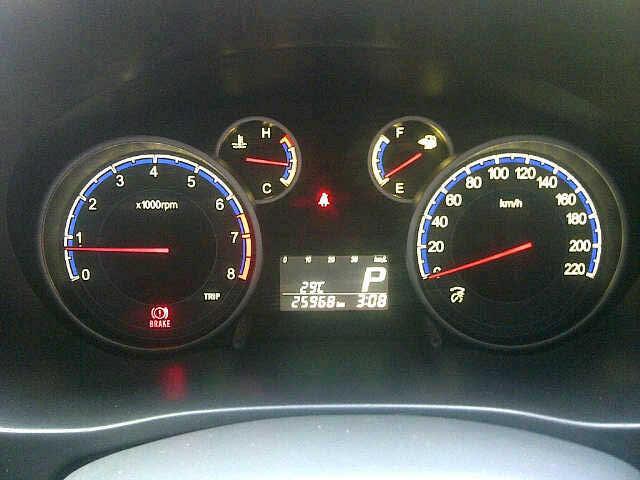 suzuki x over 2011 matic km rendah kondisi ajib