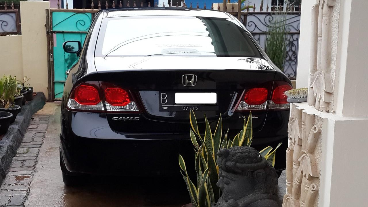 Honda Civic 1.8 FD1 2010/ AT Hitam
