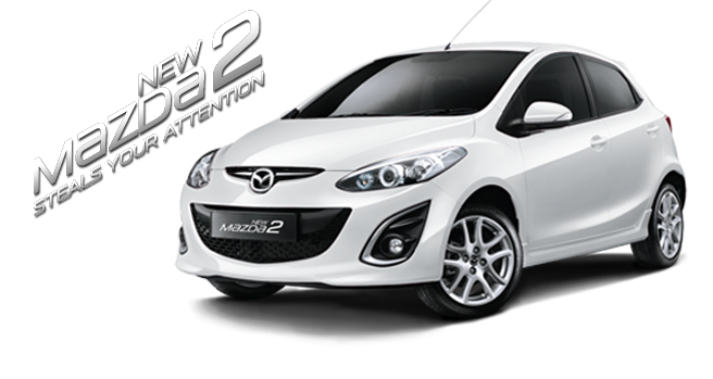 New Mazda2