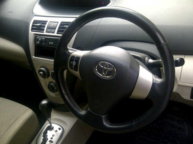 Jual Cepat Toyota Vios Type G A/t 2007 Terawat Siap Pakai