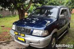 Jual Toyota Kijang Kapsul LGX Warna Biru Kondisi Muluss dan Terawat (Murah BU...)
