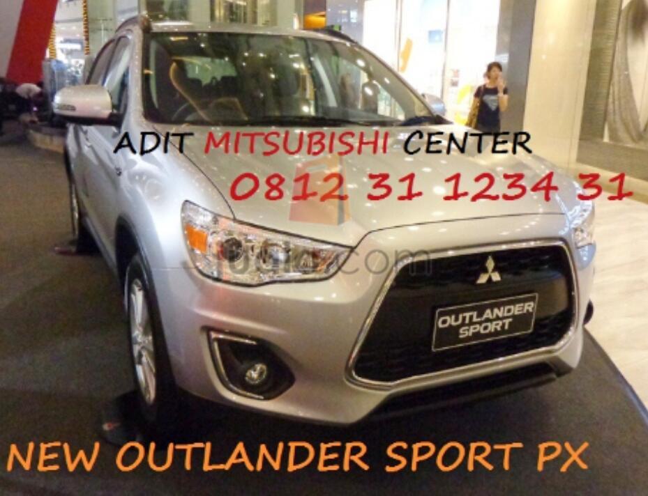 JUAL OUTLANDER SPORT 2014 (PX & GLS)