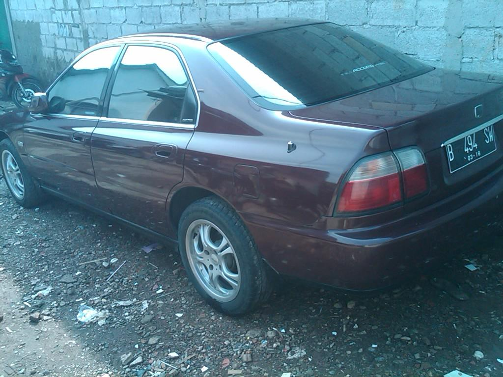 Honda Accord Cielo Metik Th. 97