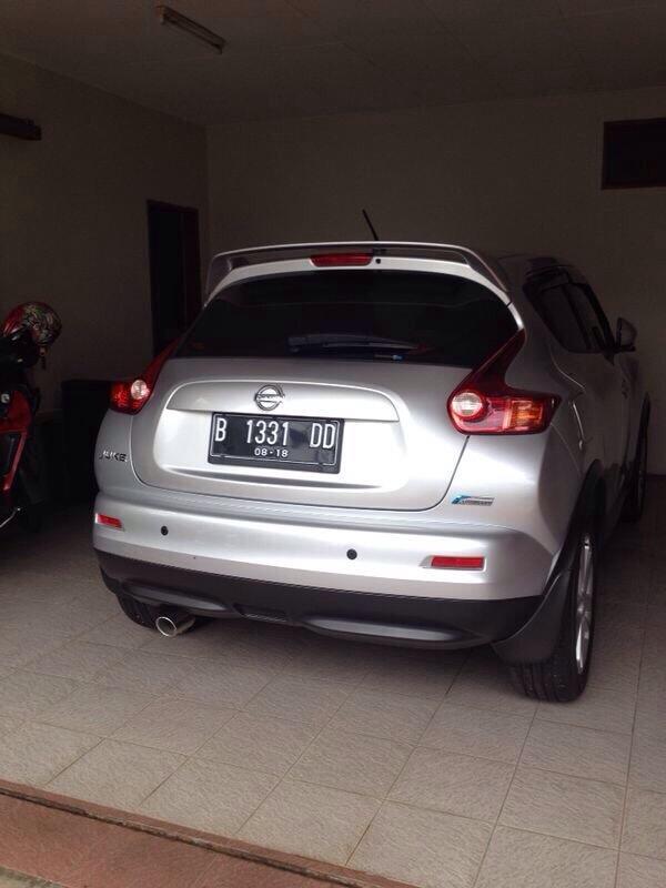 Nissan Juke 2013 putih