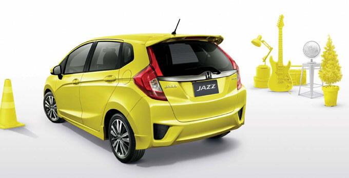 HONDA All New JAZZ (Open Indent) Model Terbaru Jazz