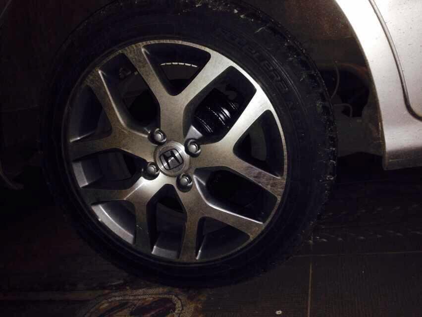 Jual Velg OEM Honda City RS (Akar) R16 Mulus & Ban Baru