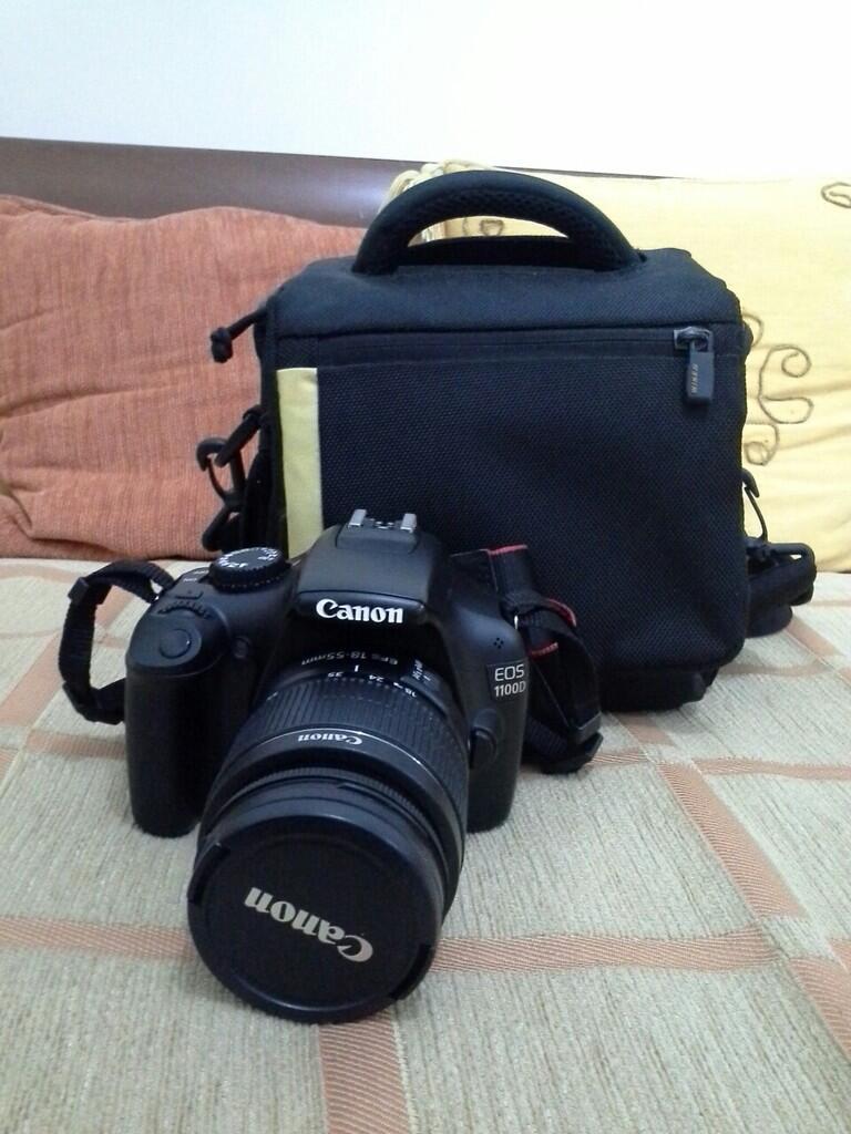 Terjual Jual Kamera Canon Dslr 1100d Bekas Kaskus