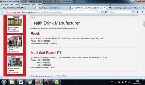 Peluang Kerjasama Investasi Usaha RRADH INDONESIA FIC - Periode 3 (Profit >20%/Bulan)