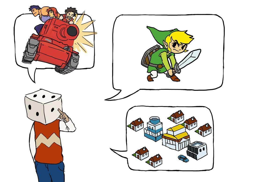 Buat Gamers, Begini Lho Cara Buat Game Itu