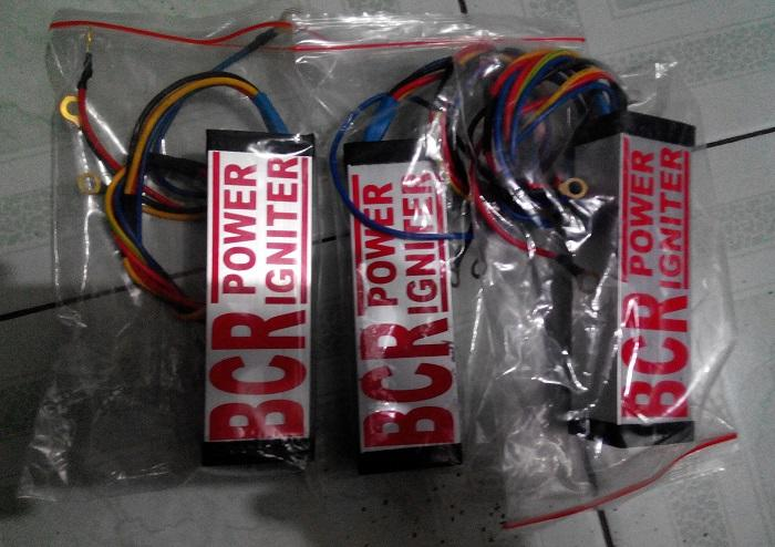 Transistor Controlled Ignition [ TCI ] untuk mobil platina