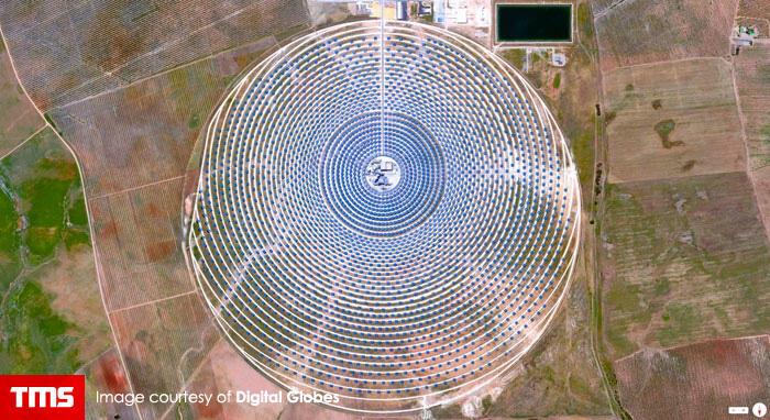 50 Foto Pilihan Hasil Jepretan Satelit yang Terlihat Fantastis dan Mengagumkan [WOW]
