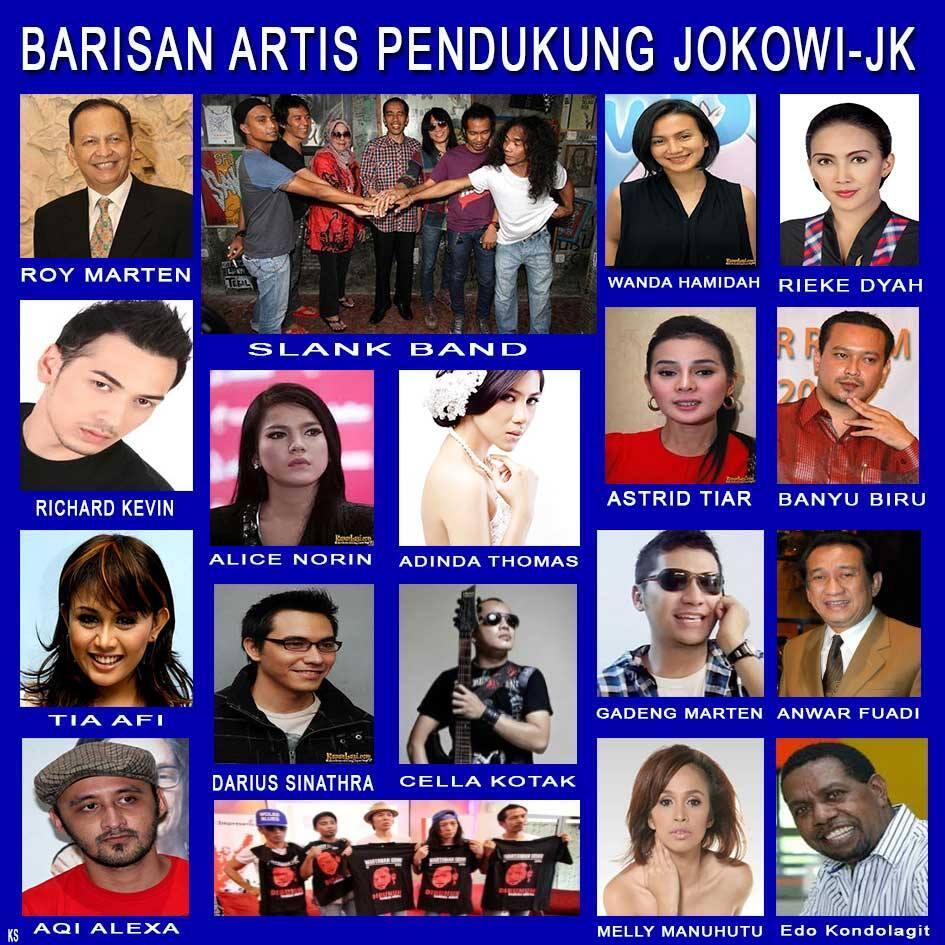 Bukti Nyata Pencitraan Jokowi Mulai Terbongkar Masih Layak Jadi Pilihan