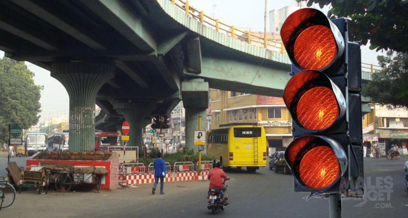 Hasil gambar untuk lampu merah
