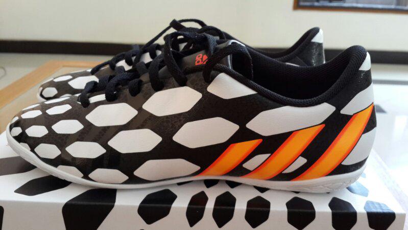 Terjual sepatu futsal adidas predator predito instinct new asli ... e4e08543e3