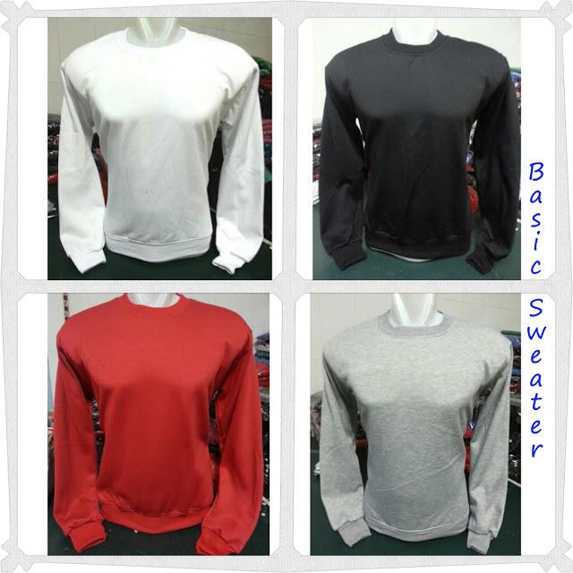 [Ready Stok Gan] Jaket : Baseball,Hoodie Jumper,Half Zipper,Sweater Polos