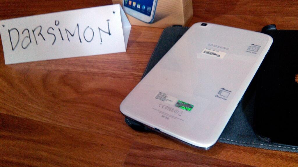 """Jual Samsung Galaxy Tab 3 8"""" mulus (CIREBON)"""