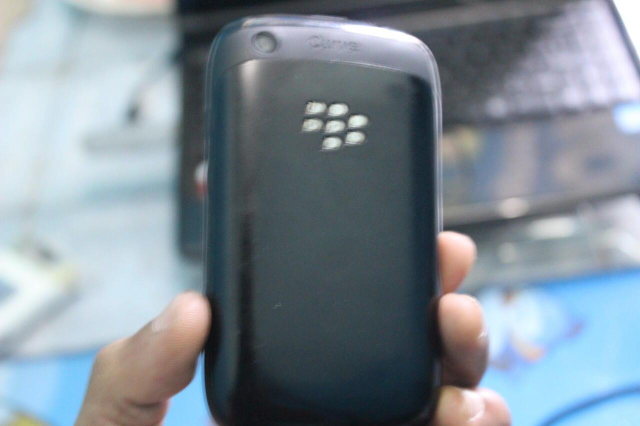 WTS Blackberry 9220 ( DAVIS ) Hitam Bandung - Cimahi .