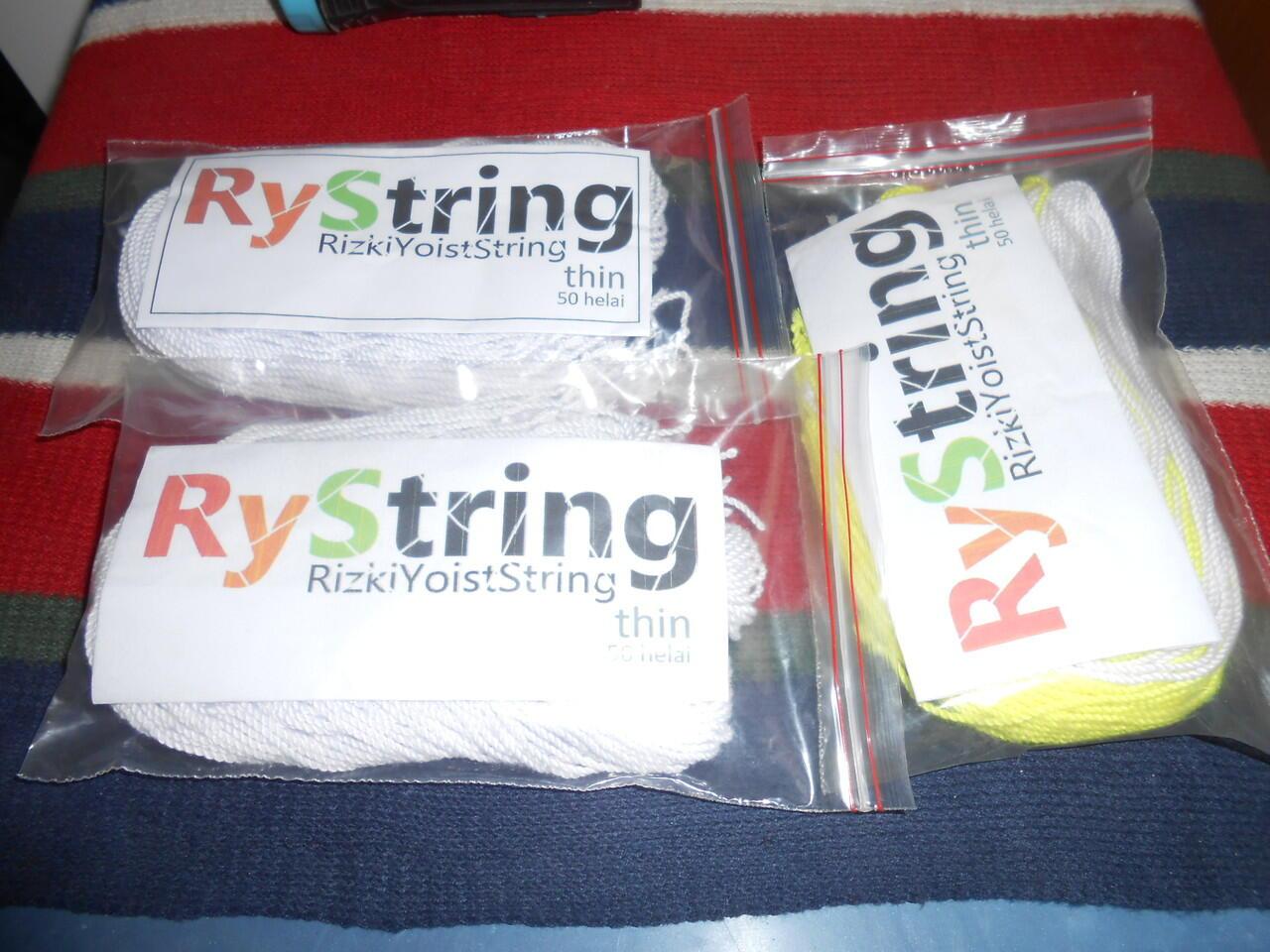 Aksesoris Yoyo @String / Tali Yoyo MURMER GAN !