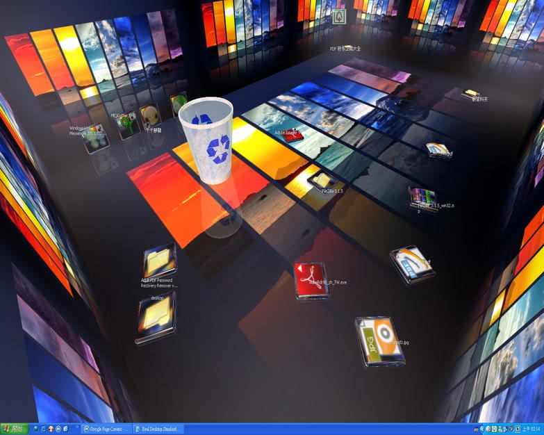 Ternyata Tampilan Desktop Bisa Menunjukkan Kepribadian Agan