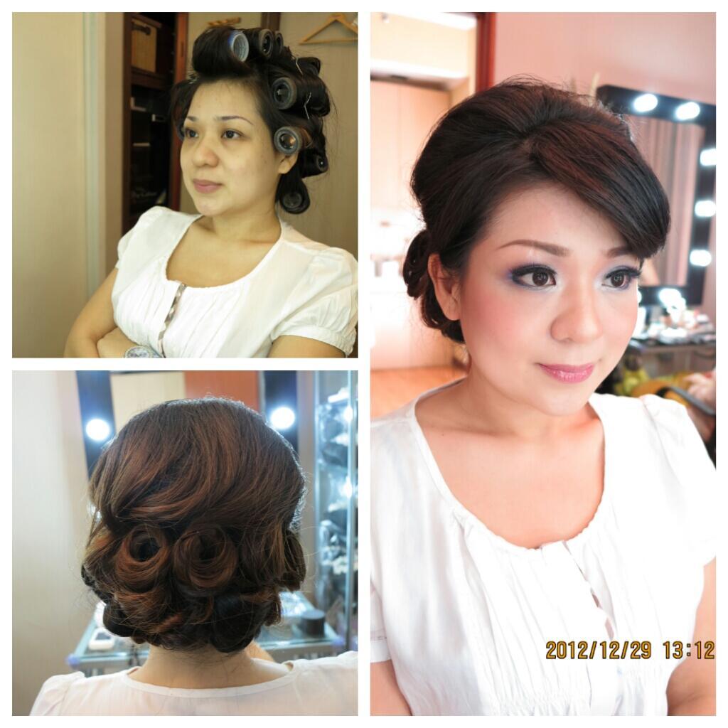 Jasa Make Up Class (termasuk hair do) MURAH!!!!!!