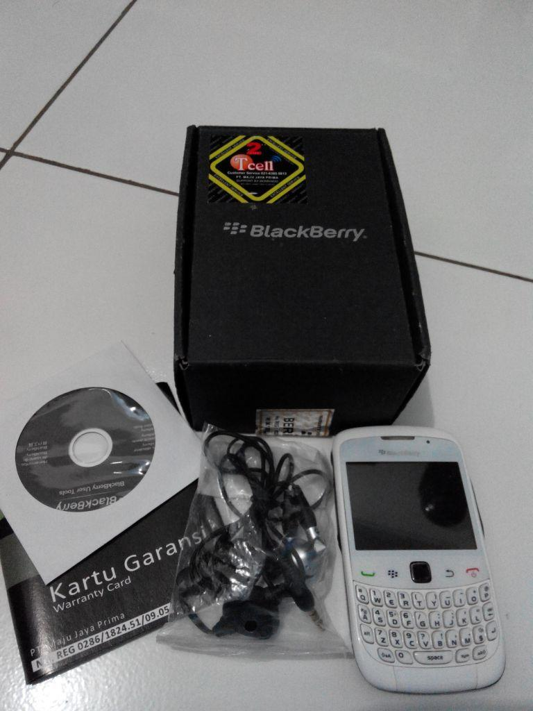 Blackberry 9330 Inject Smartfren 400ribu baterai DOUBLE POWER