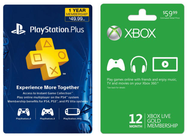 ★★★★★ PLAYSTATION STORE, PLAYSTATION PLUS, XBOX GIFT CARD, XBOX LIVE MEMBERSHIP ★★★★★