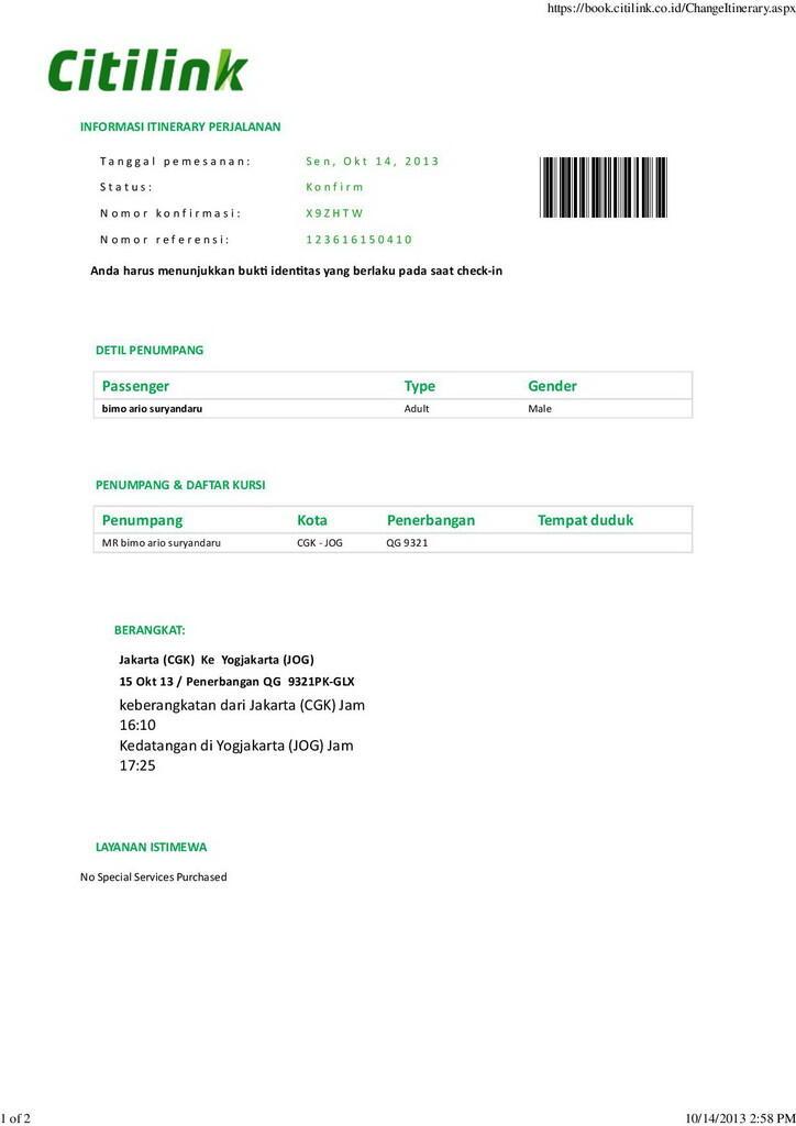 Terjual Cari Tiket Pesawat Di Mari Gan Page2 Kaskus